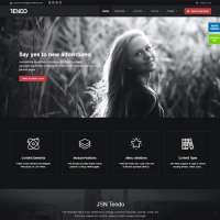 Tendo 2 Joomla Template
