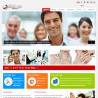 Theme 1 Joomla Template