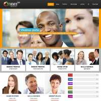 Theme 10 Joomla Template