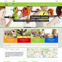 Theme 15 Joomla Template