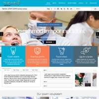 Theme 19 Joomla Template