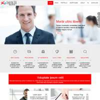 Theme 38 Joomla Template