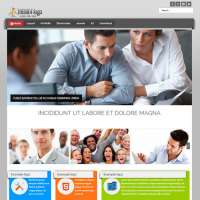 Theme 4 Joomla Template