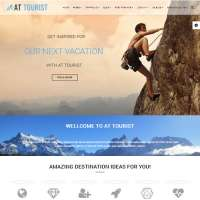 Tourist Joomla Template