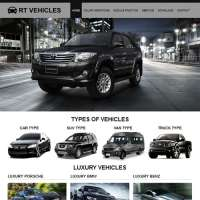 Vehicles Joomla Template
