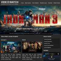Video Watch Joomla Template