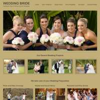 Wedding Bride Joomla Template