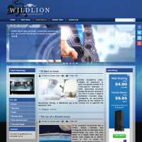 Wild Lion Joomla Template