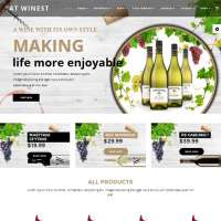 Winest Joomla Template