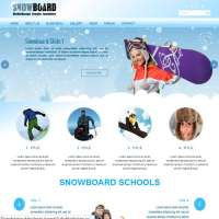 Winter Joomla Template